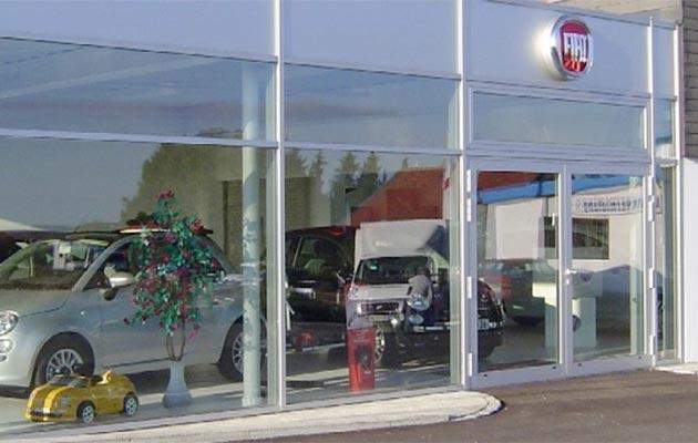 Fiat-Autohaus