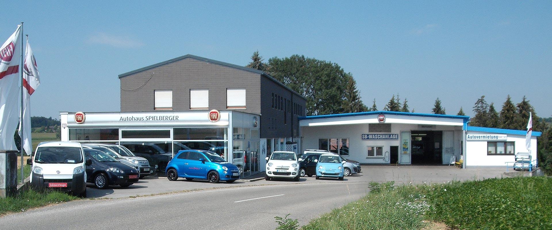 Autohaus Georg Spielberger e.K. in Isen
